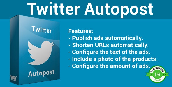 Twitter autopost - CodeCanyon Item for Sale