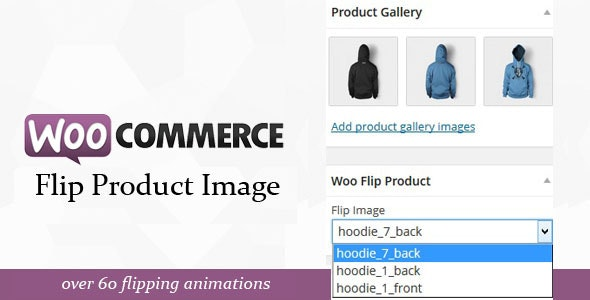 WooCommerce Flip Product Image - CodeCanyon Item for Sale