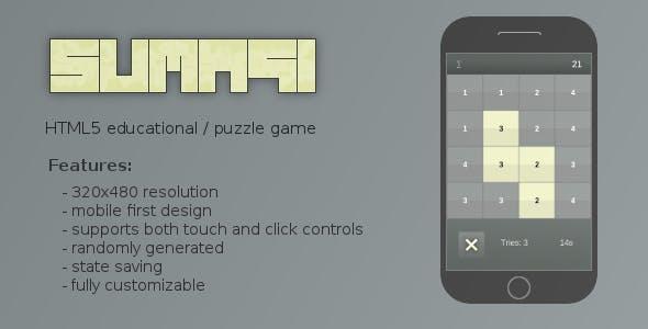 Sumagi - Educational Puzzle Game